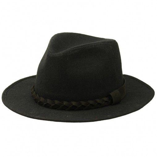 SACHA // Zwarte hoed €16,95