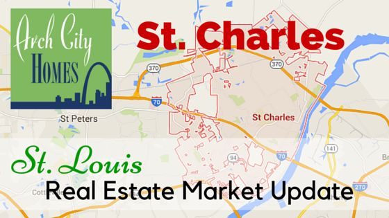 St. Louis Real Estate Market Update: St. Charles, MO | Arch City Homes
