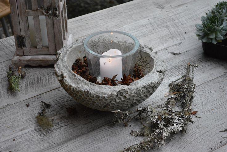 112 best images about beton on pinterest deko columns and vase. Black Bedroom Furniture Sets. Home Design Ideas
