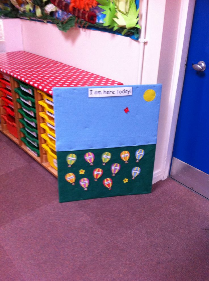 Simple self-registration board in foundation using a thick board and felt!