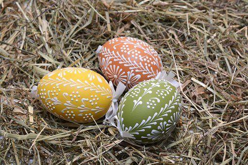 Pääsiäismunia, Muna, Maalannut