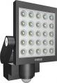 Reflektory LED z czujnikiem ruchu Steinel Xled 25  - czarny Jedyny w swoim rodzaju reflektor z diodami LED o mocy 60W .Moc światła porównywalna do żarówki halogenowej 200W Czujnik z opcją watt-o-matic oraz światła stałego przez 4 godz. $607