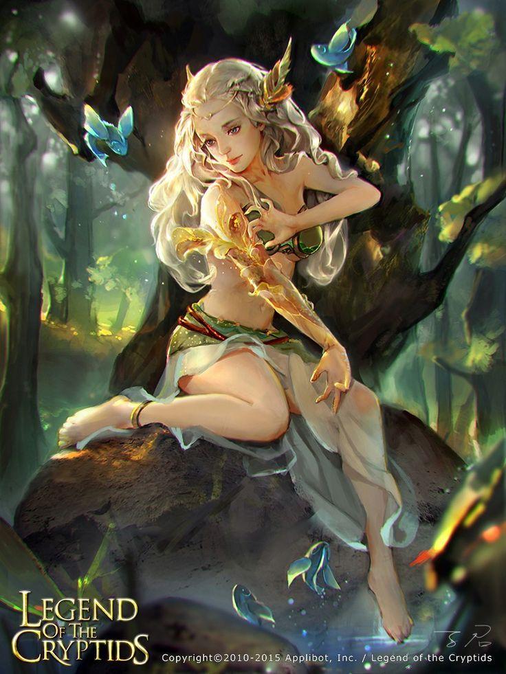 Fantasy elf cg porn