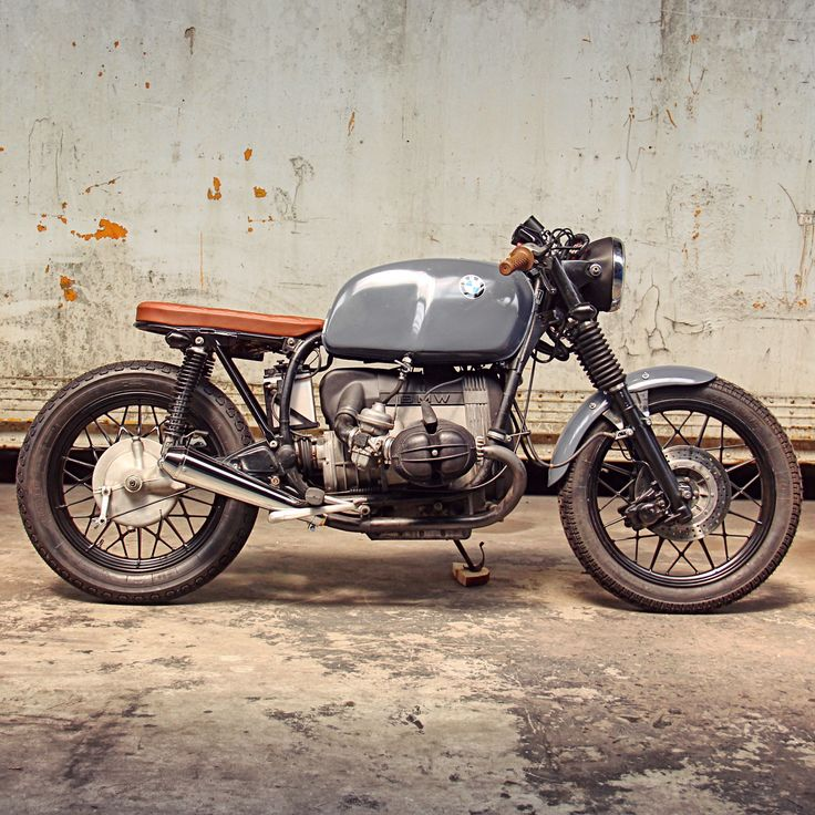 1988 BMW R100 Cafe Racer by Ironwood Custom Motorcycles #caferacer #bratstyle