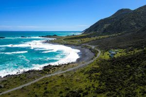 Cape Palliser, South Island, planning a trip to New Zealand