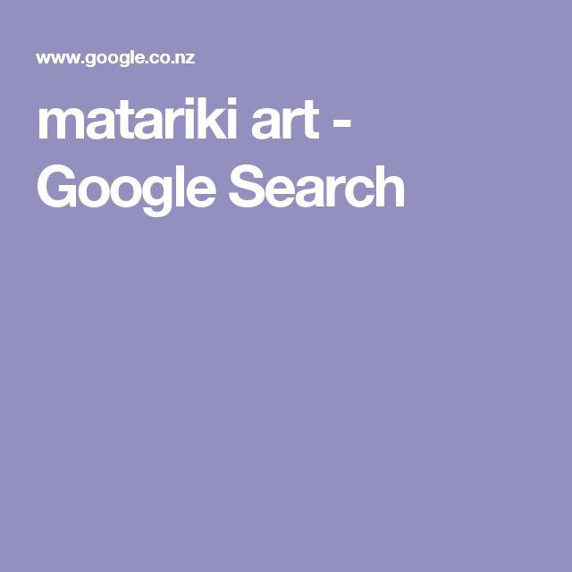 matariki art - Google Search