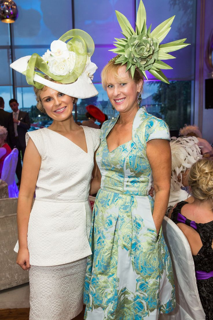 Guests attending the annual 'Best Hat Event' at the g Hotel & Spa for the Galway Races 2014 www.theghotel.ie