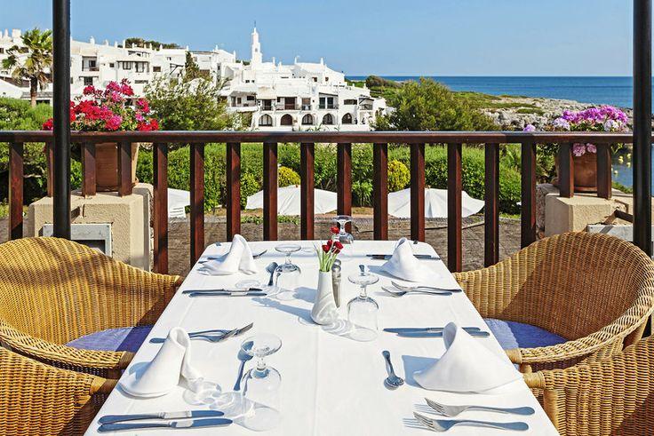 Vanity Eden Binibeca - Restaurant/udsigt