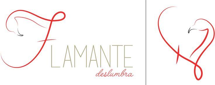 Logo - Flamante, vestidos de novia