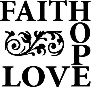 Faith Hope Love Crafts Faith Hope Love Quotes About