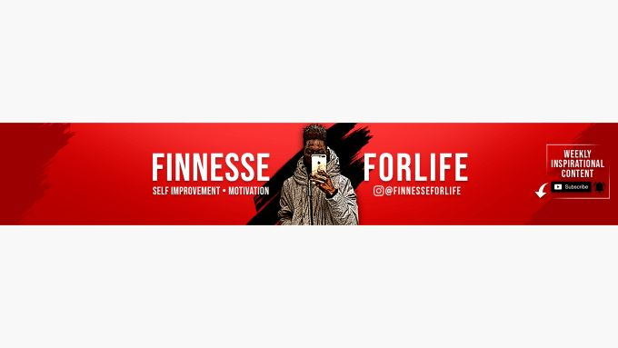 I Will Design An Outstanding Youtube Banner Youtube Banners Banner Youtube
