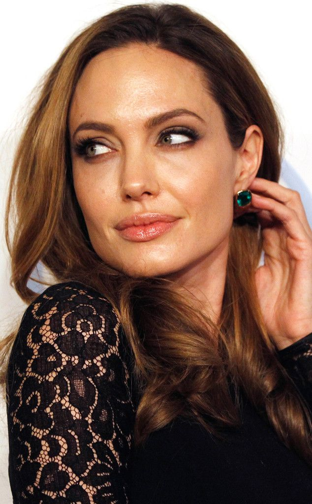 Angelina Jolie from Angelina Jolie's Style by Jolie Jewelry Line | E! Online