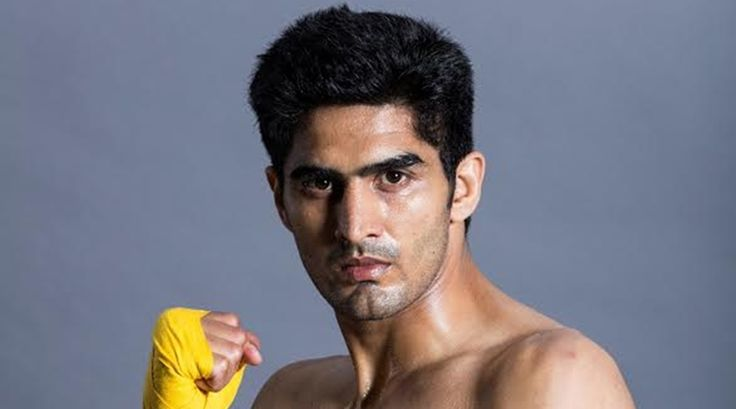 Vijender Singh terminates his agreement with Frank Warren's Queensberry Promotions