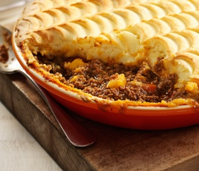 Marco's Shepherd's Pie...cab never go wrong with 1 of these...with lots of Knorr Gravy....# Im A BZz Agent #GotItFree