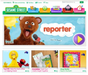 www.sesamestreet.org loved sesame street as a kid and my son loves this website too.