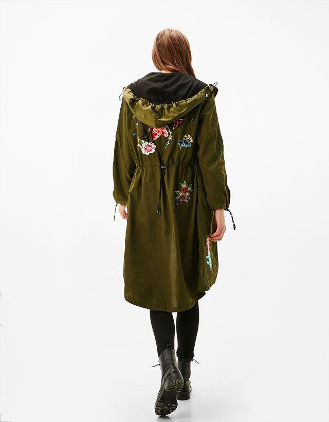 Sobretudos e casacos - ROUPA - MULHER - Bershka Portugal
