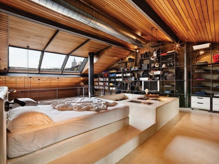 Cheap Die Trkische Designfirma Ofist Hat Diese Fabelhafte Penthouse Wohnung  In Istanbul Loftwohnung Befindet Sich Im With Loft Einrichten
