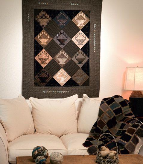 Martingale - Modern Primitive Quilts eBook