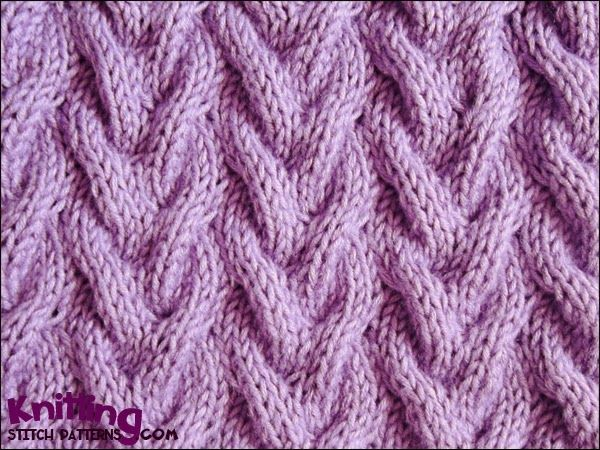 17 Best images about ?trikovane vzory navody on Pinterest Cable, Stitches a...