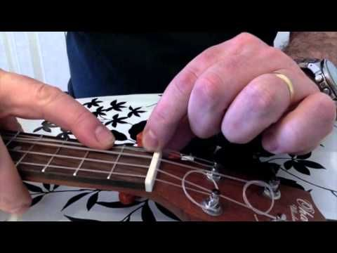 How To Change Ukulele Strings - Got A Ukulele Beginners Guide