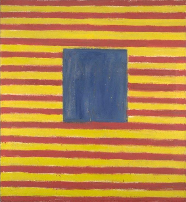 Les 465 meilleures images du tableau art america america for Frank stella peinture