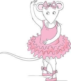 Angelina Ballerina Birthday Party Supplies & Theme Ideas