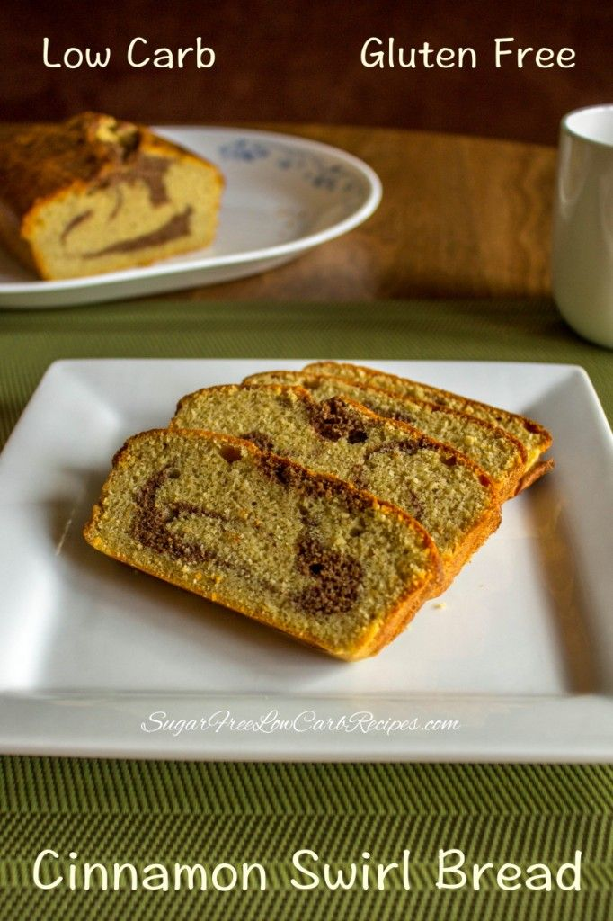 Cinnamon Swirl Bread – Gluten Free | Recipe | Cinnamon Swirl Bread ...