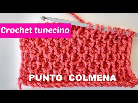 CROCHET TUNECINO PUNTO COLMENA - VEA MAS VIDEOS DE TUNECINO | TUNECINO | TVPlayVideos - Reproduce videos restringidos de YouTube