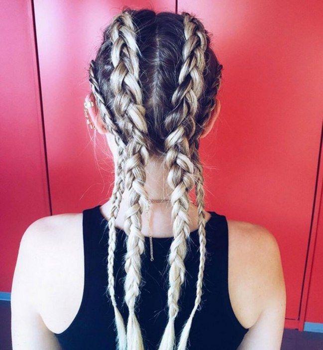Boxer braids!!