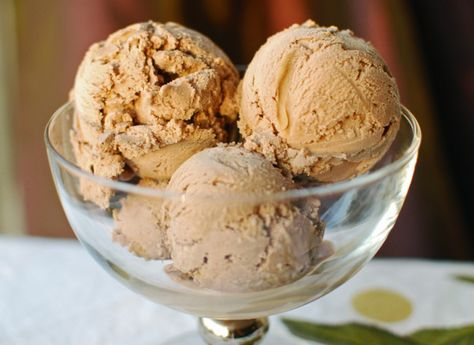 Almond Milk Ice Cream - A Homemade Recipe *needs ice cream maker