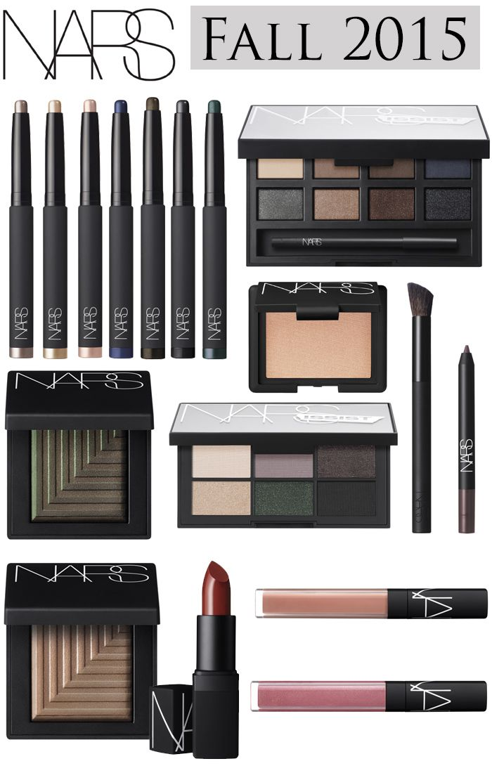 NARS Fall 2015 Color Collection: NARS Fall 2015 Color Collection