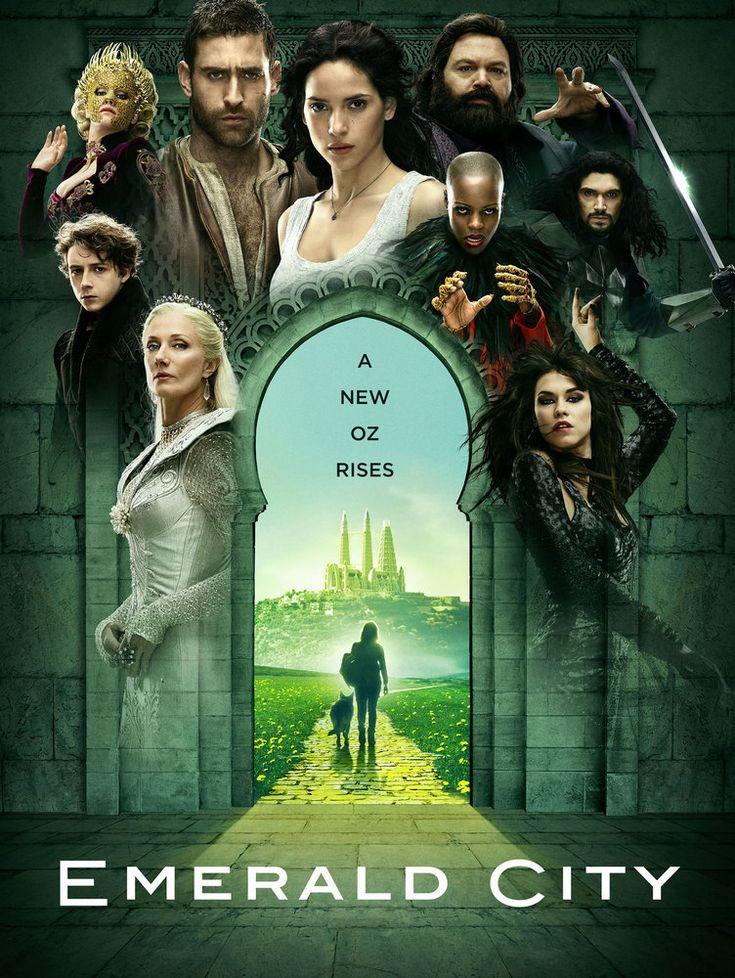 Emerald City~ NBC series