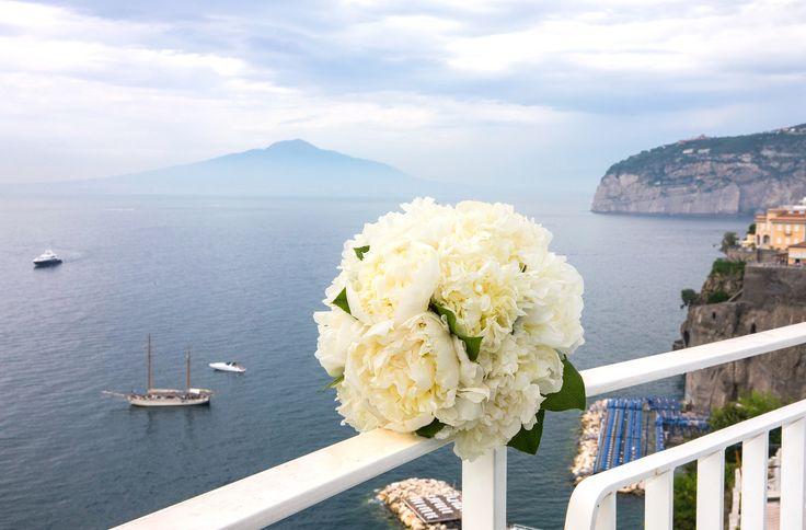 Amalfi Coast #NelloDiCesarePhotography #bouquet #landscape #coast #AmalfiCoast #sea #WeddingPlanner