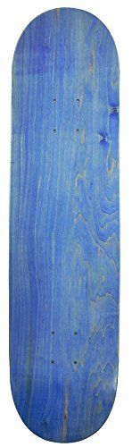 Venom Skateboards Venom Blue Blank Skateboard Decks 7.75-8.25``-7.75`` New to the Warehouse!andlt