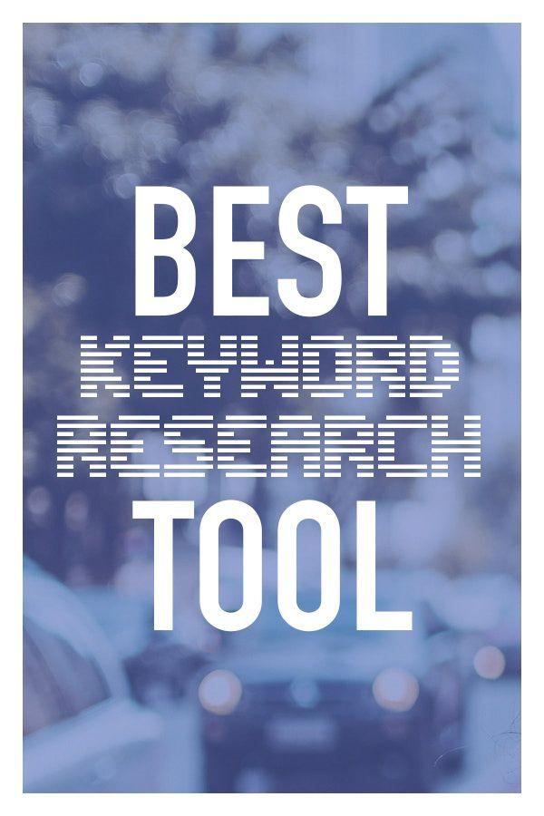Das nützlichste Keyword-Recherche-Tool zum Kaufen