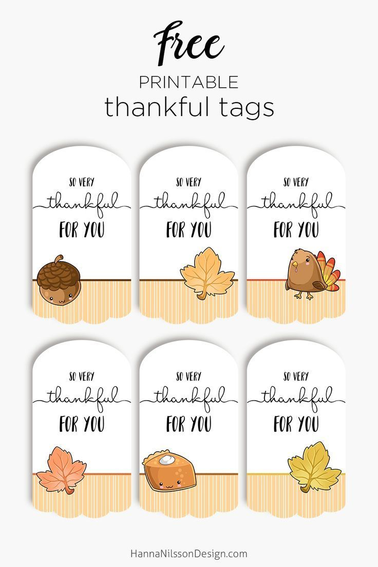 thankful for you tags
