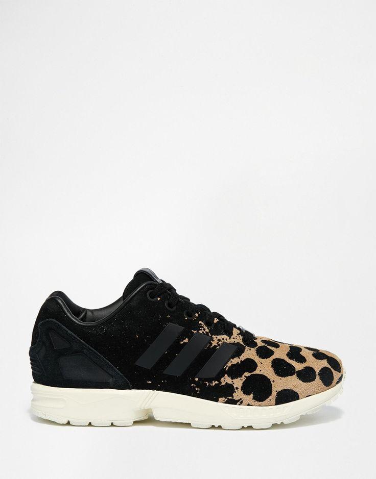 adidas Ombre Leopard print