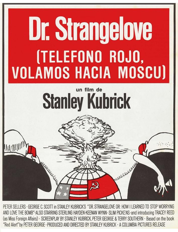 Filmography and awards of Stanley Kubrick