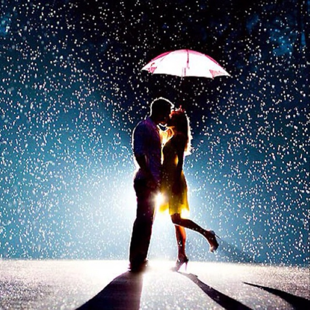 104 Best Images About Kissing In The Rain On Pinterest