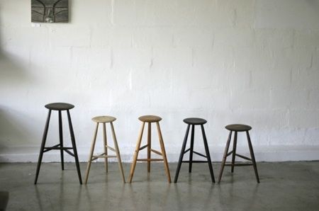 Tall Stool; Drink Stool; Short Stool: Remodelista
