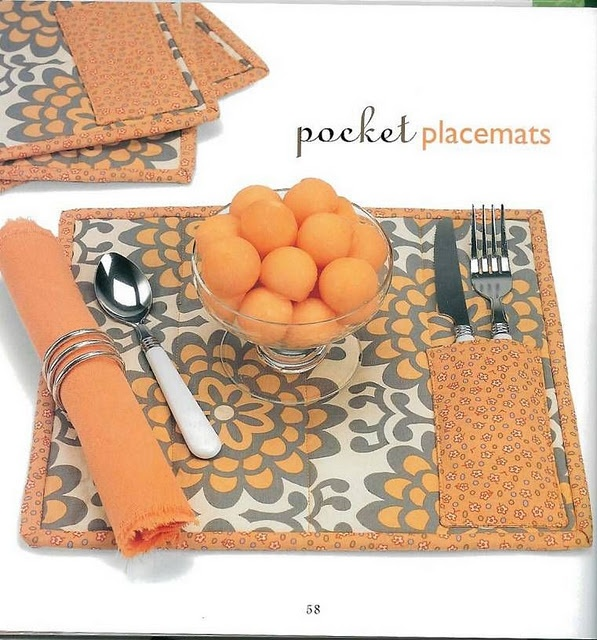 Pocket Placemats