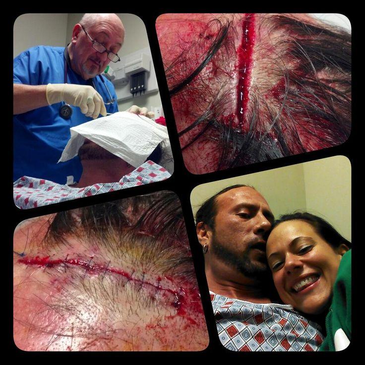 Fotos WWE: Sean Waltman sufre herida durante House of Harcore 3