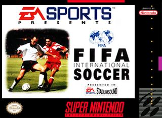 Emularoms: FIFA International Soccer (BR) [ SNES ]