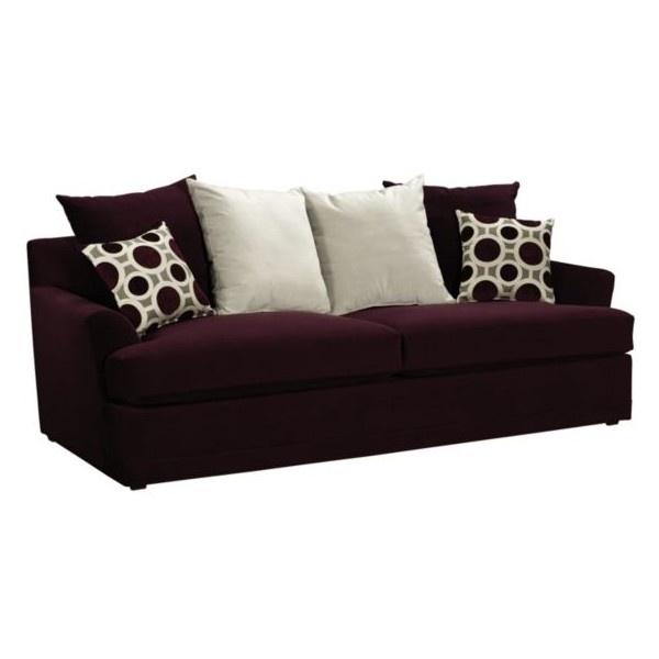 17 Best Purple Sofas Images On Pinterest