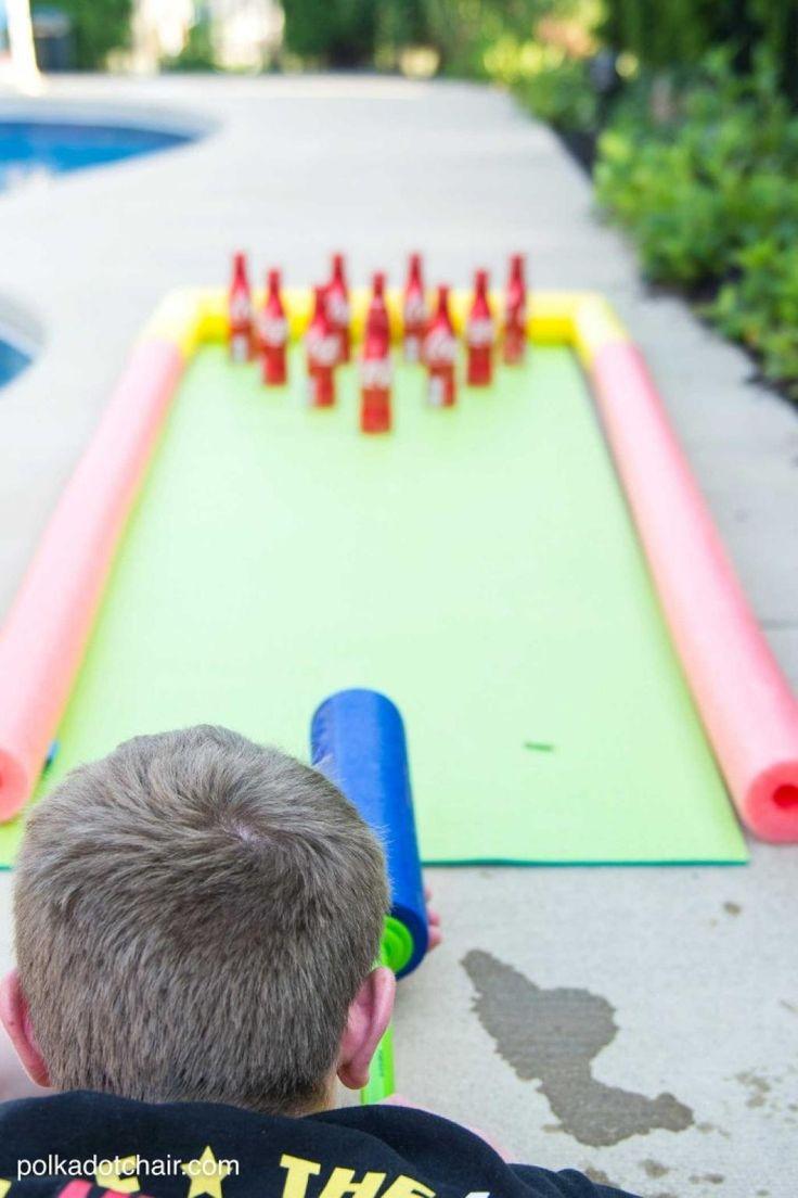 10 Jeux d'eau, trop cool à essayer avec les enfants cet été! - Trucs et Bricolages