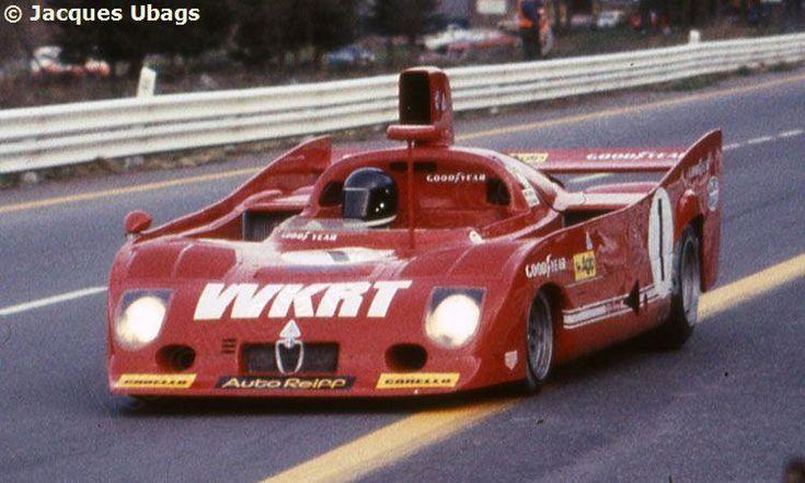 Jacky Ickx / Arturo Merzario - Alfa Romeo T33/TT/12 [11512-008] - Kauhsen Team - Grand Prix de Spa - Spa 1000 Kilometres - 1975 World Championship for Makes, round 5