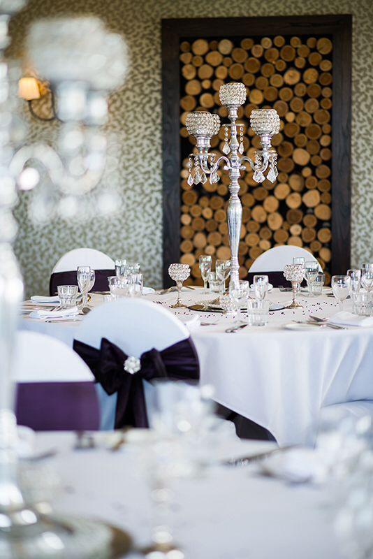Stunning set up in the Fairways Suite #weddingweek Photo courtesy of makowskiphotography.co.uk