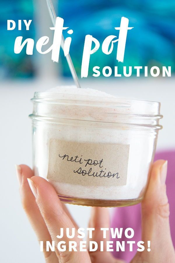 How And Why To Neti Pot Plus Diy Neti Pot Solution Recipe Recipe Neti Pot Solution Neti Pot Natural Cough Remedies