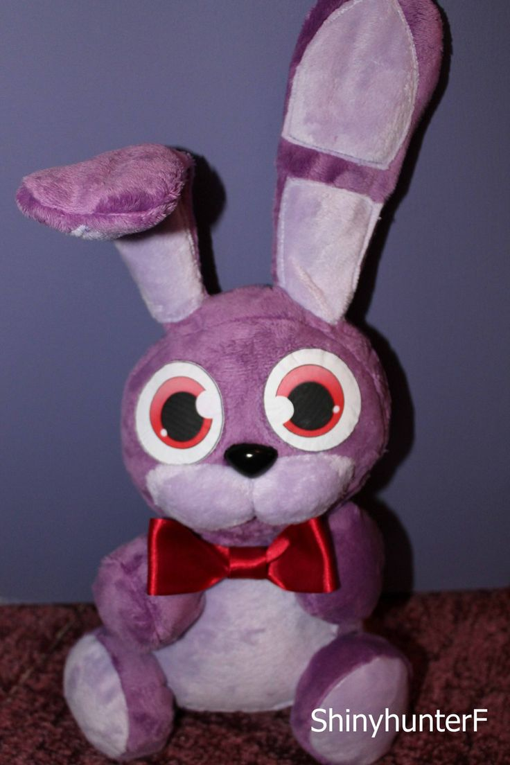Fnaf masks for sale - For Sale Chibi Bonnie Plushie By Shinyhunterf Deviantart Com On Deviantart Five Nights At Freddy S Sister Location Pinterest Chibi Freddy S And