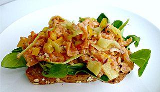 Recept: Zalmsalade voor op brood of toast | Optima Vita | Bloglovin'